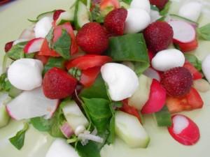 epres mozzarellas zoldsalata