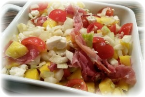 edeskomeny salata