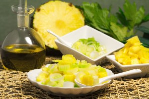 szarzeller es ananasz