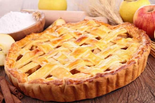 amerikai almas pite