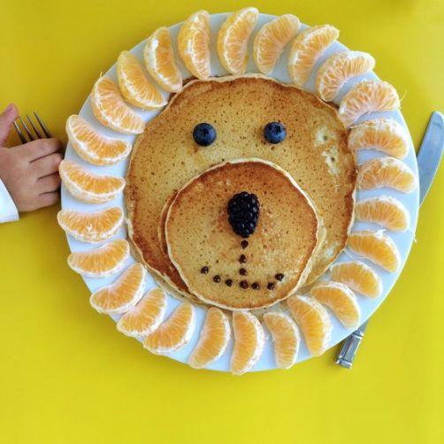 lion guard reggeli