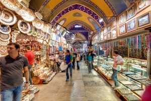 isztambuli bazar