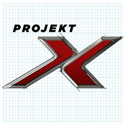 Logo Project X