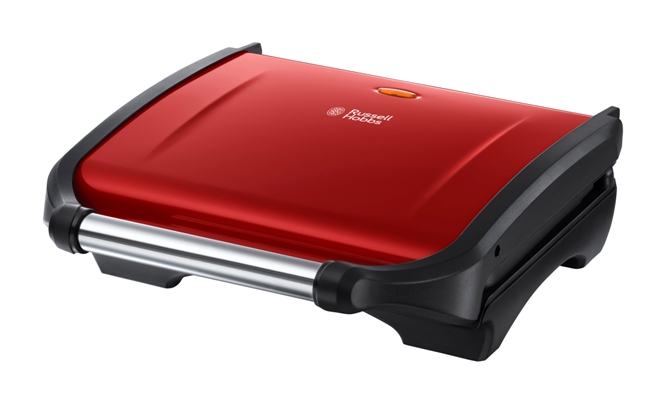 flame red grill